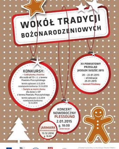 GOK Suszec: Wokół Tradycji Bożonarodzeniowych