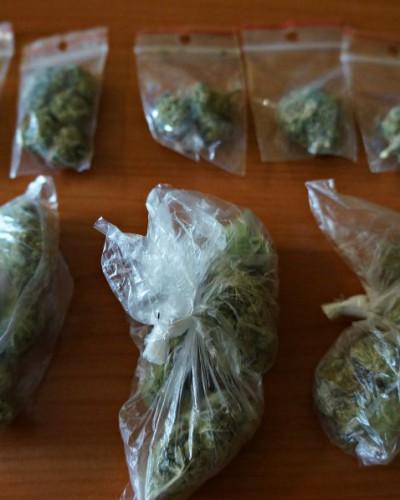 Jastrzębie: zatrzymano mężczyznę z 26 gramami marihuany