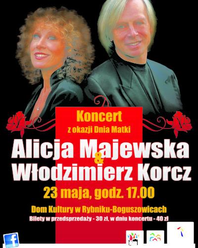 Koncert z okazji Dnia Matki w Boguszowicach