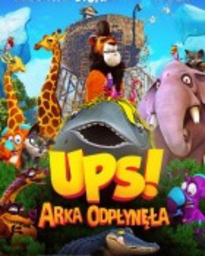 """""""Ups! Arka odpłynęła…"""" premierowo na ekranach  kin sieci Multikino"""