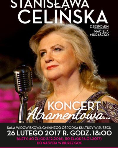 Koncert Stanisławy Celińskiej w Suszcu