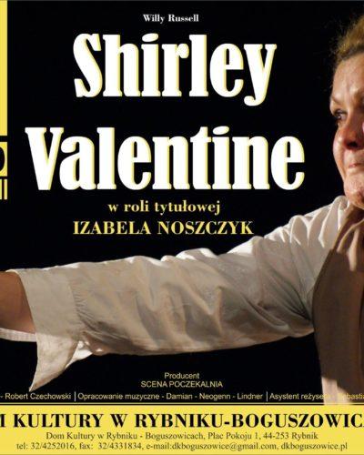 """SHIRLEY VALENTINE"" w Boguszowicach"