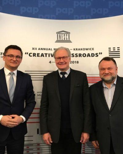 Zjazd Miast Kreatywnych w 2018 w Katowicach i Krakowie