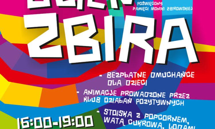 Dzień Zbira to impreza plenerowa dedykowana wszystkim dzieciom z naszej gminy Suszec