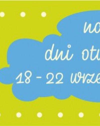 DNI OTWARTE  w Domu Kultury w Rybniku-Chwałowicach 18 – 22 września 2017 r.