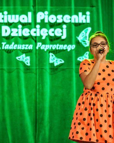 XXXVI Festiwal Piosenki Dziecięcej im. Tadeusza Paprotnego