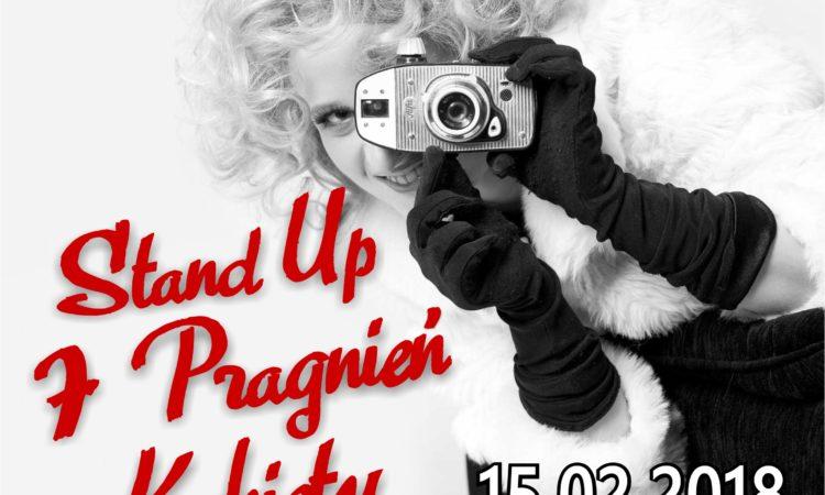 Stand Up – 7 pragnień kobiety