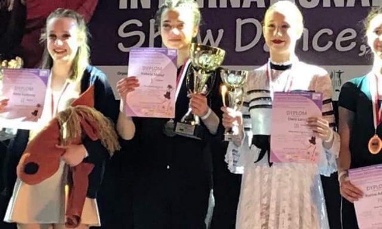 Kolejne udane Mistrzostwa Polski w Show Dance